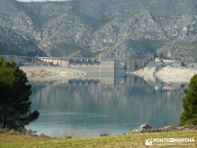 Ruta de las Caras-Embalse de Buendía; montes de leon cotos madrid molino de la hoz el jerte